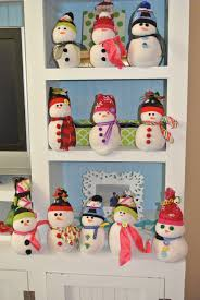 sock snowman christmas craft christmas crafts pinterest sock