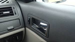 Ford Fusion Interior Door Handle Replacement 2007 Ford Fusion Interior Door Handle Replacement Best