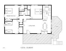 Square Floor L Simple House Plans Simple House Floor Plans Simple
