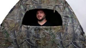 Ameristep Razor Blind Gear 30 Ameristep Gunner Blind Realtree Ap Hd Youtube