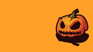 cute vector halloween pumpkin 3840x2160 4k 16 9 ultra hd uhd