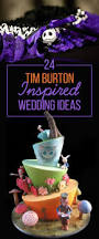 24 completely bewitching tim burton inspired wedding ideas