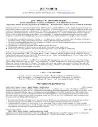 Admin Resume Example by Top Administrative Resume Templates U0026 Samples
