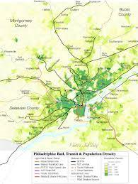 Map Of Philadelphia Airport Septa U0027s Rail Lines Map