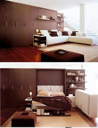 furniture inspiring multipurpose furniture with brown ottoman and
