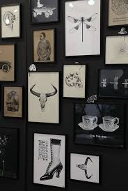 Occult Home Decor Dare To Go Dark Gallery Wall Walls And Galleries