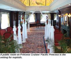carnival cruise wedding packages cruise weddings are big business travel weekly