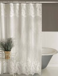 Curtains With Ruffles Curtain White Cotton Ruffle Shower Curtain Ruffled Curtains