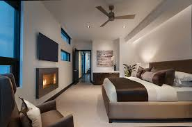 Recessed Electric Fireplace Portable Electric Fireplace Bedroom Contemporary With Armchair