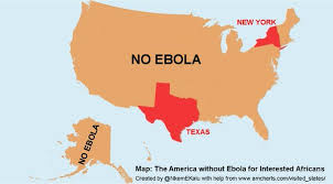 map of america nkem e kalu on map the america without ebola for