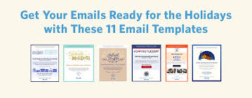 11 email templates for small businesses nonprofits