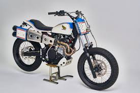 vintage honda vintage addiction crew honda xr600 tracker 3 u2013 motofire