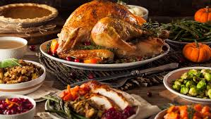 Is Thanksgiving Today Win A Thanksgiving Feast