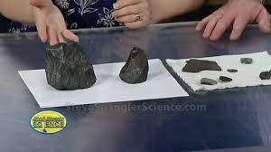 Cool My A Meteorite Hit My House Cool Science Experiment Youtube