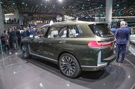 bmw minivan bmw ramps up plans to expand i range with electric suvs autocar