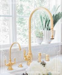 kitchen faucets made in usa waterstone high end luxury kitchen faucets made in the usa