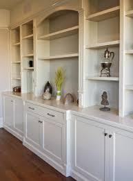 Kitchen Display Cabinets Built In Bookshelves U2014 Sj Sallinger Designs