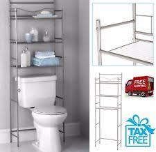 over the toilet storage ebay