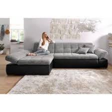 canapé grande assise ce grand canapé d angle en u conférera à votre salon moderne un