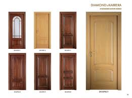 furniture charming image of various color rubber wood doors for