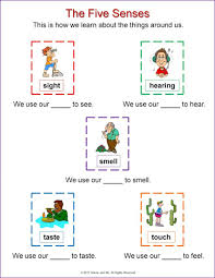 five sense work koogra