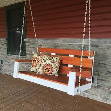 outstanding ana white porch swing 62 in room decorating ideas with