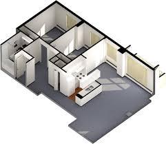 www floorplan com a 3d floorplan for a two bedroom unit in newton place ualberta