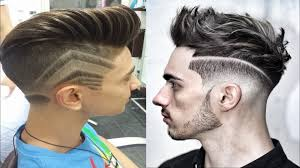 stylish hairstyles for gents haircuts gents unique stylish undercut hairstyle for mens 2016