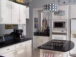 enlarged island new cooktop with blue pearl granite my home