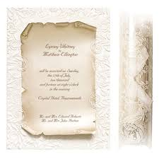 scroll wedding invitations wedding invitations uk personalised wedding cards