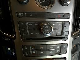 cadillac cts traction used 2011 cadillac cts electrical radio audio panel base
