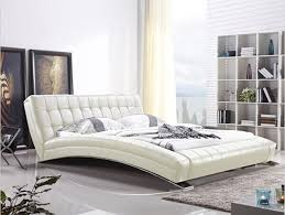 Modern Bedroom Furniture For Sale by Compare Prices On Wood Leather Bed Online Shopping Buy Low Price