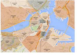 Map Of Boston by The Inventory Shift Of Greater Boston Tgt The Gollinger Team
