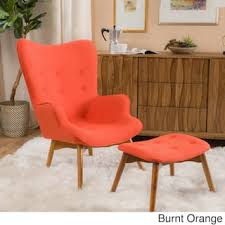 Orange Living Room Set Orange Living Room Furniture For Less Overstock