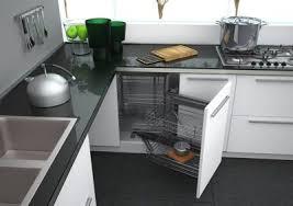 systeme pour coin armoires de cuisine cuisine