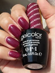 gel luv a gel polish blog fall ready with opi gelcolor
