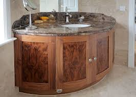 rounded corner bathroom vanity small home decor inspiration 4470