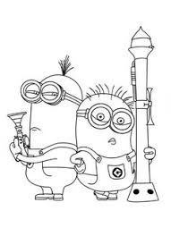 printable minion coloring pages claire u0027s birthday