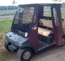 Golf Curtains Golf Cart Enclosures Curtains