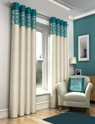 Teal And Beige Curtains Cortinas Para Sala 25 Bedroom Images Teal Curtains And Accent