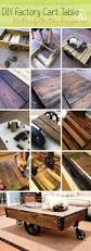 Coffee Table Ideas On Pinterest 336 Best Diy Tables Repurposed Images On Pinterest Diy Table