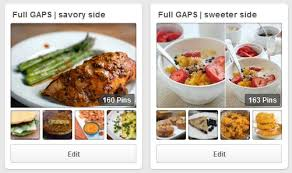 cuisine gap gaps intro diet preparation there s no place like oz