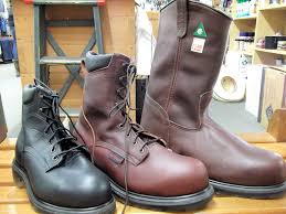 womens safety boots canada work boots steel toe redwing timberland boots at spruce capital