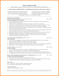 Executive Assistant To Ceo Resume Executive Personal Assistant Resume Example