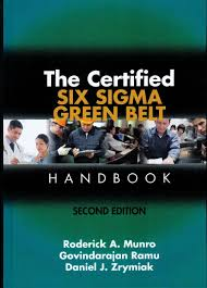 the certified six sigma green belt handbook 2nd edition with 2