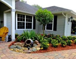 furniture captivating landscaping ideas for front yard and