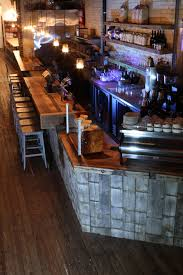 a good bar layout eases physical and financial pain the