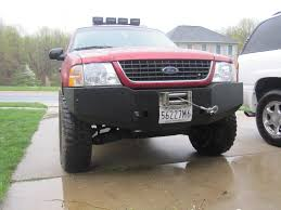 prerunner ranger bumper show us your custom bumpers page 11 ford explorer and ford