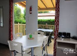 mobile home for rent in a camping in les mathes iha 64105