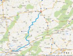 Knoxville Tennessee Map by Day Three Route Map Power Tour 2014 Knoxville Tn To Charleston
